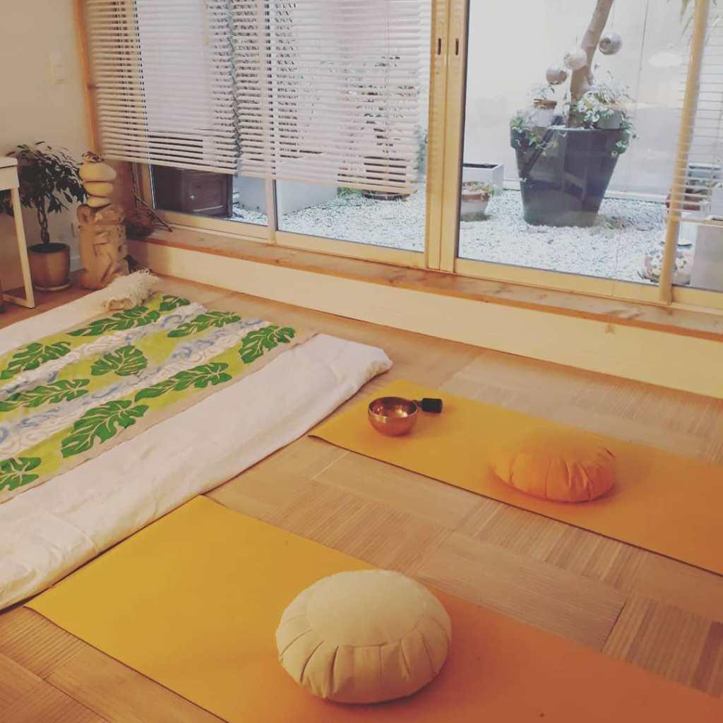 yoga et shiatsu